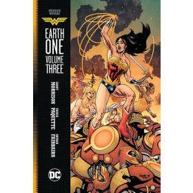 Wonder Woman: Earth One Vol. 3 (Hardcover)
