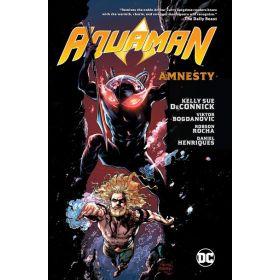 Amnesty: Aquaman, Vol. 2 (Paperback)