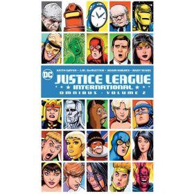 Justice League International, Omnibus, Vol. 2 (Hardcover)