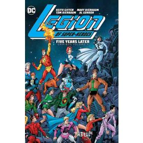 Legion of Super-Heroes: Five Years Later Omnibus Vol. 1 (Hardcover)