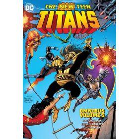 New Teen Titans Omnibus, Vol. 5 (Hardcover)