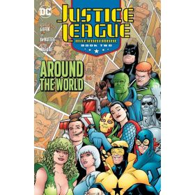Justice League International, Book 2: Around the World (Paperback)