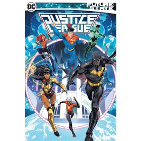 Future State: Justice League (Paperback)