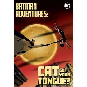 Batman Adventures: Cat Got Your Tongue? (Paperback)