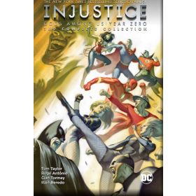 Injustice: Gods Among Us: Year Zero - The Complete Collection (Hardcover)