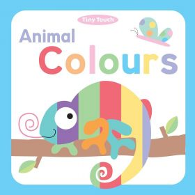 Tiny Touch :Animal Colours (Board Book)