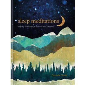 Sleep Meditations: To Help Anxious Adults Drift Off (Hardcover)