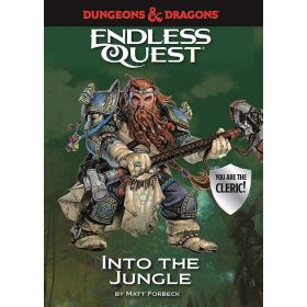 Into the Jungle, Dungeons & Dragons Endless Quest (Hardcover)