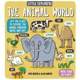 Little Explorers: The Animal World (Board Book)