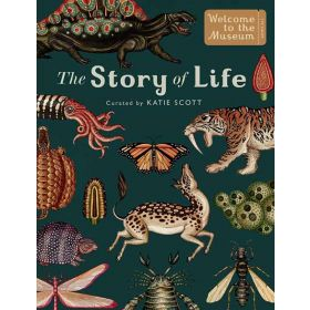 The Story of Life: Evolution, Extended Edition (Hardcover)