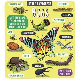 Little Explorers: Bugs (Board Book)