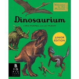 Dinosaurium, Junior Edition (Hardcover)