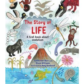 The Story of Life: A First Book about Evolution (Paperback)