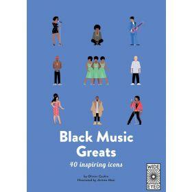 Black Music Greats (Hardcover)
