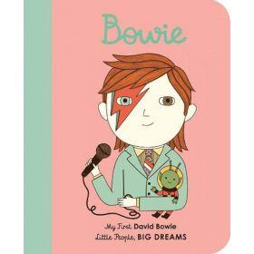 Little People, Big Dreams: David Bowie (Hardcover)