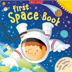 First Space Book (Hardcover)
