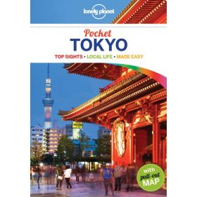 Lonely Planet: Pocket Tokyo, 6th Edition (Paperback)