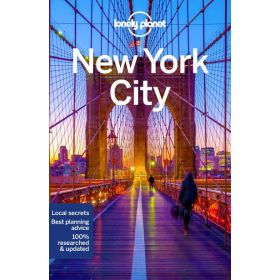 New York City: Lonely Planet, 11th Edition (Paperback)