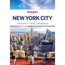 Lonely Planet Pocket New York City, 7th Edition (Paperback)