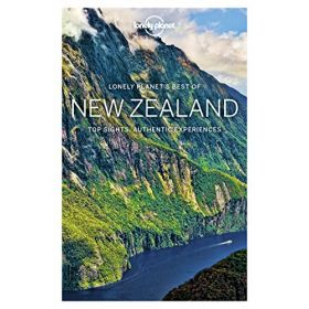Lonely Planet Best of New Zealand (Paperback)