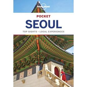Lonely Planet: Pocket Seoul, 2nd Edition (Paperback)