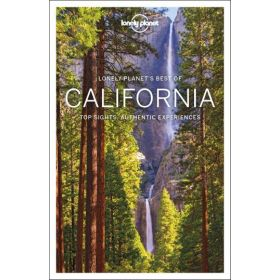 Lonely Planet Best of California (Paperback)