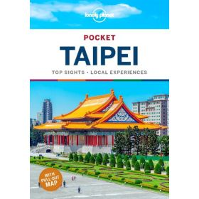 Lonely Planet Pocket Taipei (Paperback)
