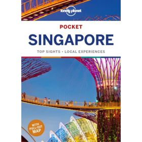Pocket Singapore: Lonely Planet, 6th Edition (Paperback)