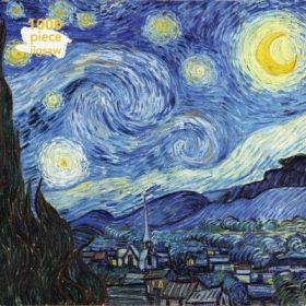 Van Gogh, Starry Night: 1000-piece Jigsaw Puzzles