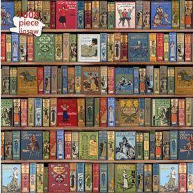 Bodleian Library: High Jinks Bookshelves: 1000 Piece (Jigsaw Puzzle)