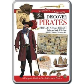 Discover Pirates: Wonders of Learning Tin Set