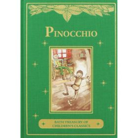 Pinocchio: Bath Treasury of Children's Classics (Hardcover)