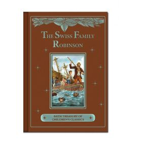 The Swiss Family Robinson: Bath Treasury of Children's Classics (Hardcover)