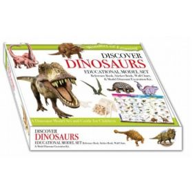 Wonders of Learning: Discover Dinosaurs Educational Model Set