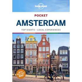 Lonely Planet: Pocket Amsterdam, 6th Edition (Paperback)