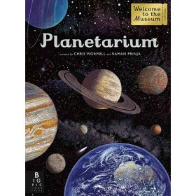 Planetarium, Welcome To The Museum (Hardcover)