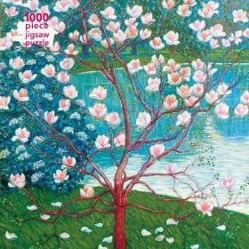Wilhelm List Magnolia Tree: 1000-piece (Jigsaw Puzzle)