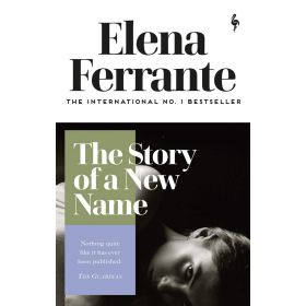 The Story of a New Name: Neopolitant Quartet, Book 2 (Paperback)