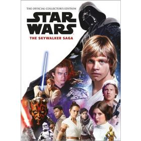 Star Wars: The Skywalker Saga The Official Collector's Edition Book (Hardcover)
