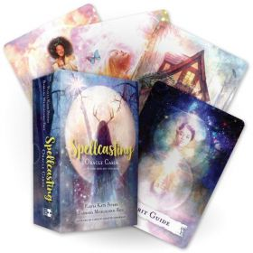 Spellcasting Oracle Cards: A 48-Card Deck and Guidebook (Cards)