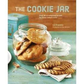 The Cookie Jar: Over 90 Scrumptious Recipes for Home-Baked Treats (Hardcover)