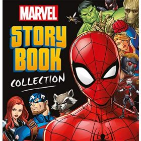 Avengers: Story Book Collection Marvel (Hardcover)