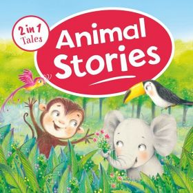 Animal Stories, 2 in 1 Tales (Board Book)