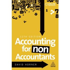 Accounting for Non-Accountants, 12th Edition (Paperback)