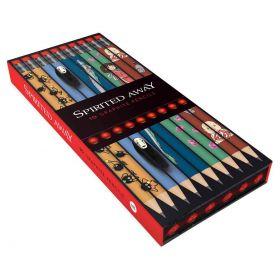 Studio Ghibli: Spirited Away Pencils