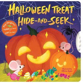 Halloween Treat Hide-and-Seek (Board Book)