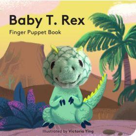 Baby T. Rex: Finger Puppet Book (Board Book)