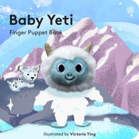 Baby Yeti: Finger Puppet Book (Board Book)