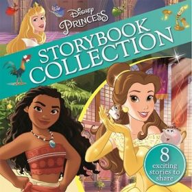 Disney Princess Storybook Collection (Hardcover)