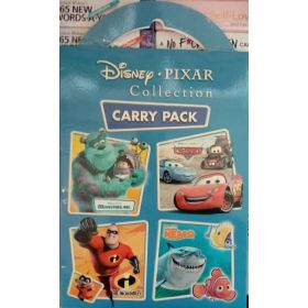 Disney Pixar Collection: Carry Pack (Mixed Media Product)
